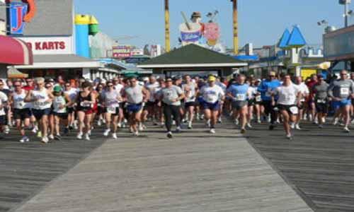 Seaside Half Marathon and 5k Race