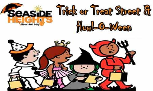 Trick or Treat Street and Howl-O-Ween