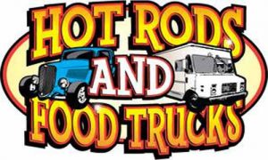 hot rods and food trucks