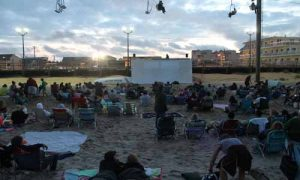 movies on the beach