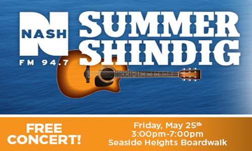 NASH FM 94.7 Summer Shindig