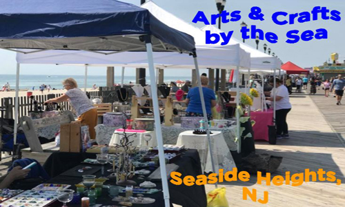 2019 Arts and Crafts by the Sea Festival